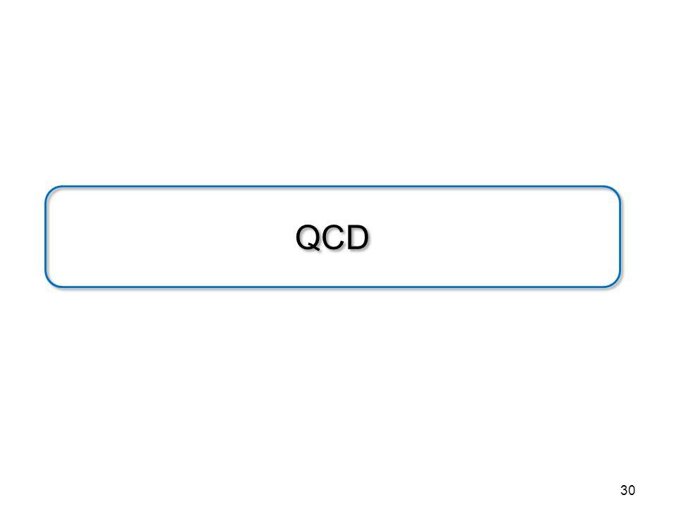 QCD 30