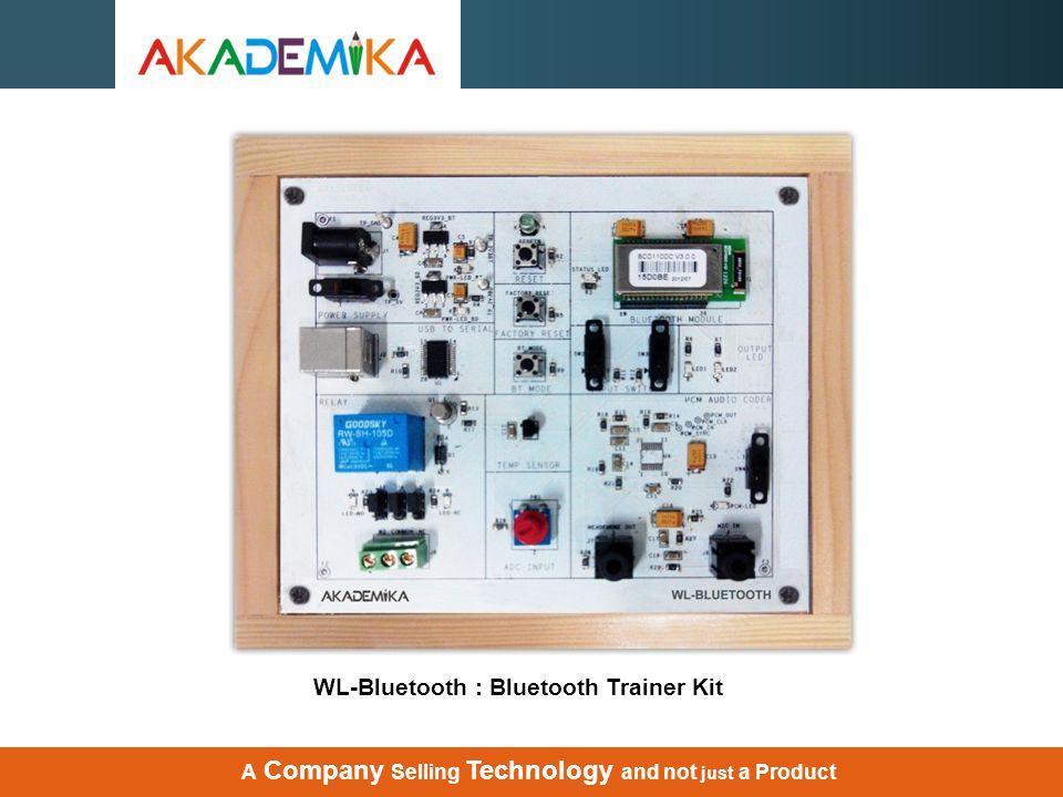 WL-Bluetooth : Bluetooth Trainer Kit