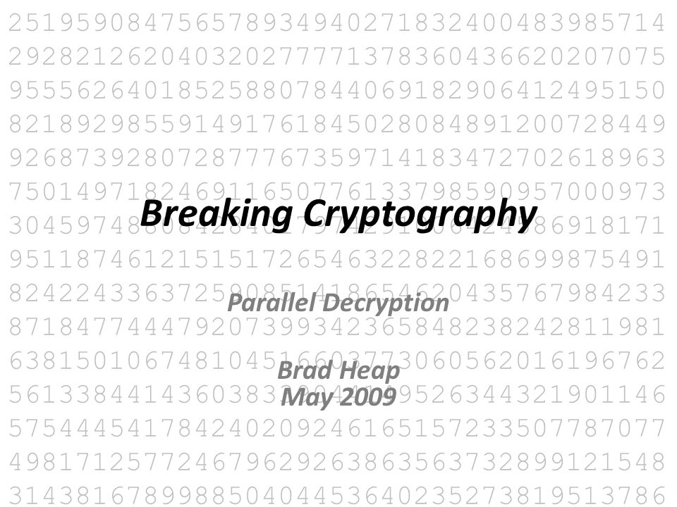 Encryption 101 Requires Code Breaking Sender Receiver Message Compromised Without Encryption