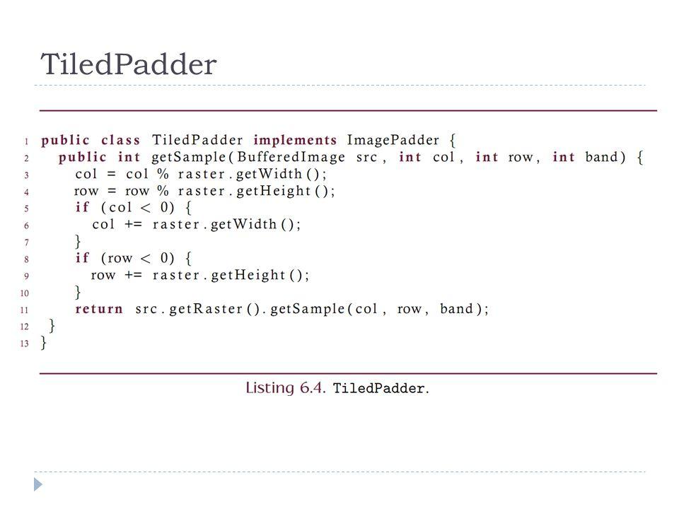TiledPadder