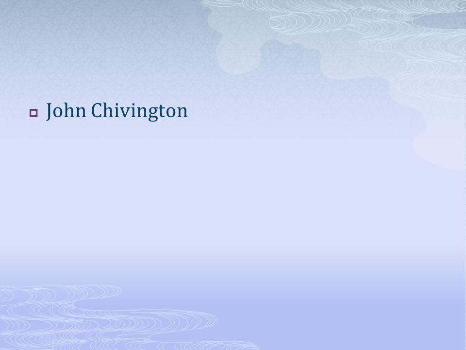  John Chivington