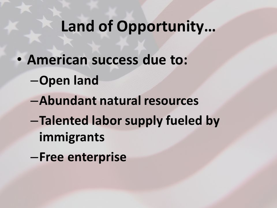 Characteristics of Free Enterprise 1) Profit is the key incentive in the American economy 2) Open opportunity – anyone can compete in the marketplace 3) Legal equality – everyone has the same rights 4) People can have private property 5) Voluntary exchange allows people to decide what, when, and how they want to buy and sell.