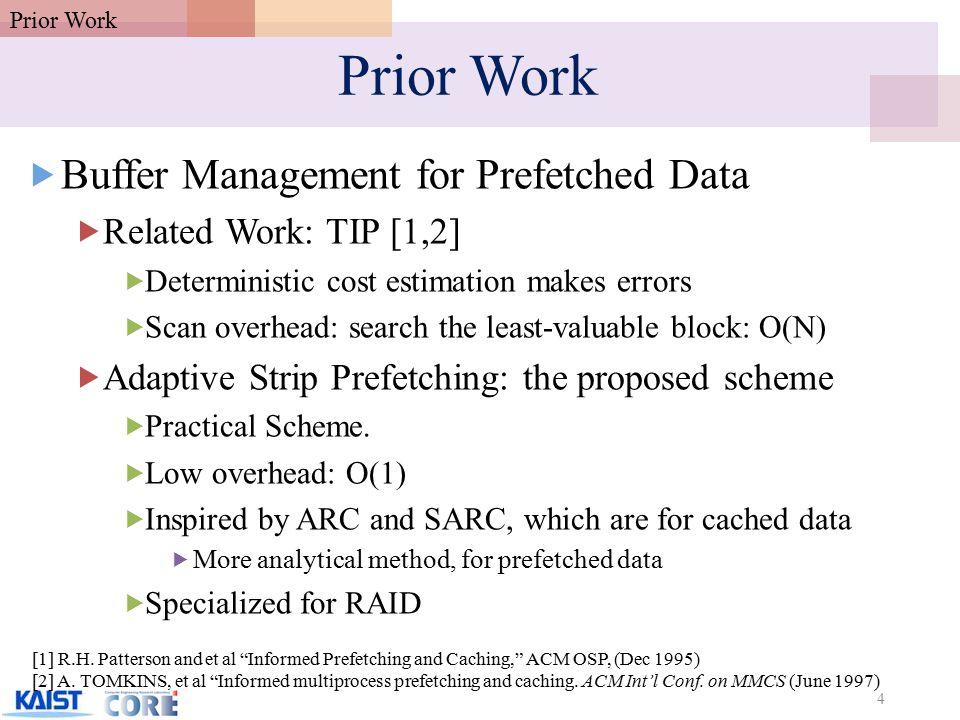 Prior Works vs.