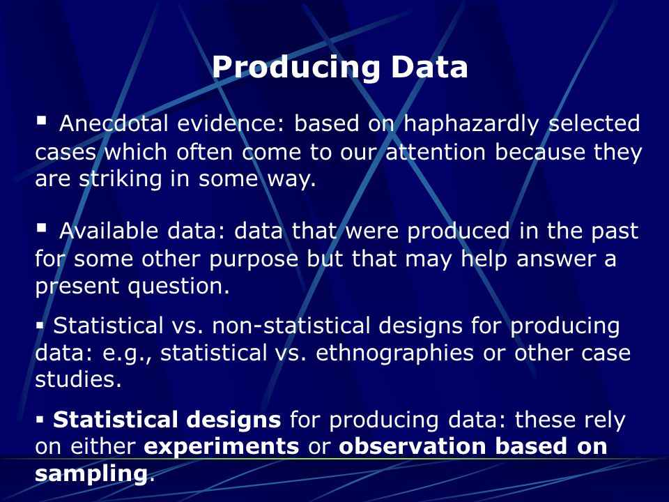  See King et al. on the importance of reporting statistical uncertainty.