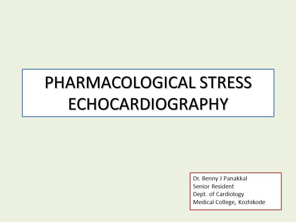 Interpretation of Pharmacological and Exercise Stress Echo