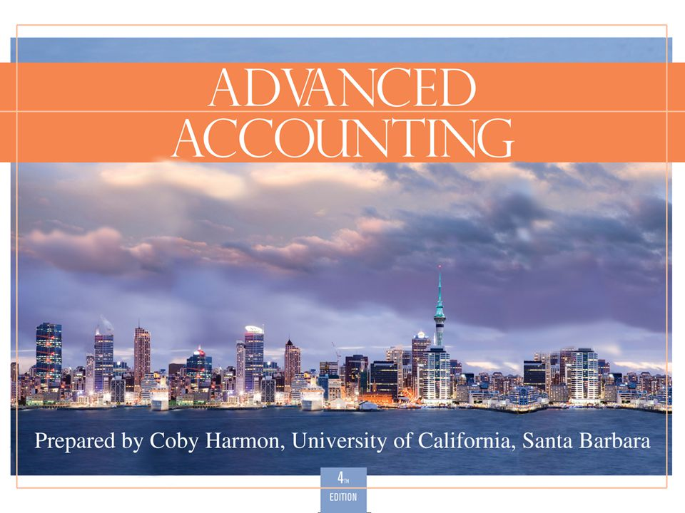 Slide 2-2 Accounting for Business Combinations Advanced Accounting, Fourth Edition 22