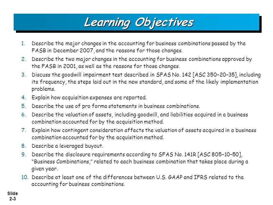 Slide 2-14 LO 3 Goodwill impairment assessment.