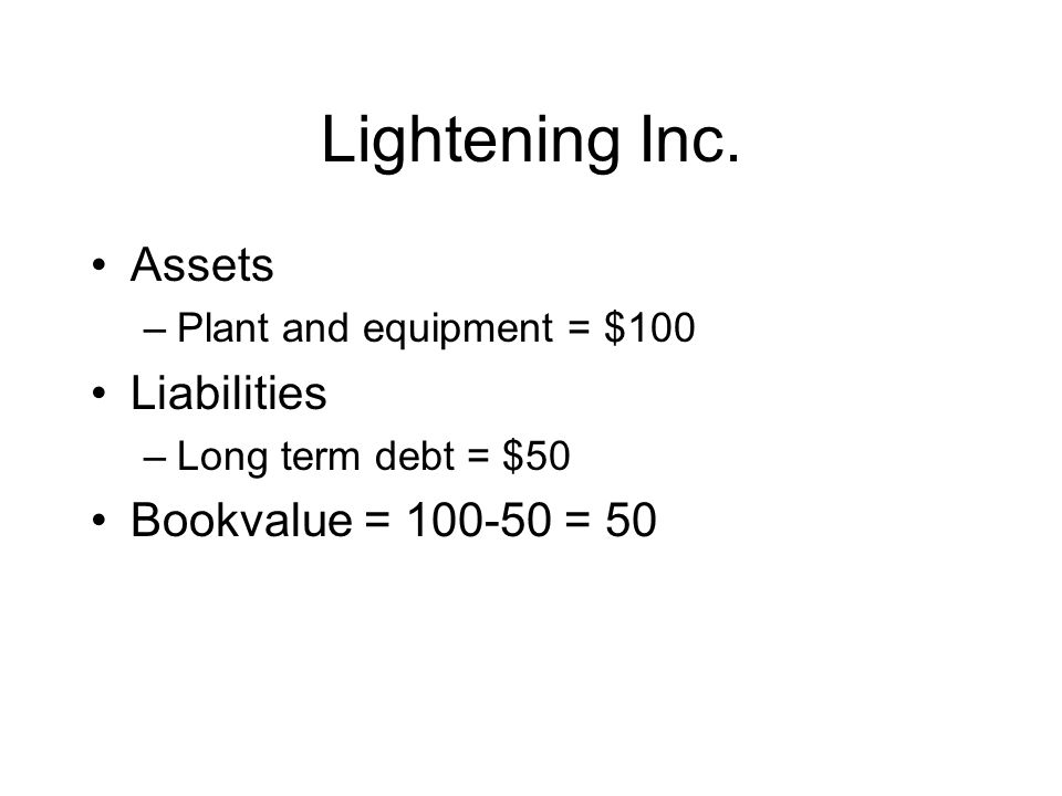 Lightening Inc.
