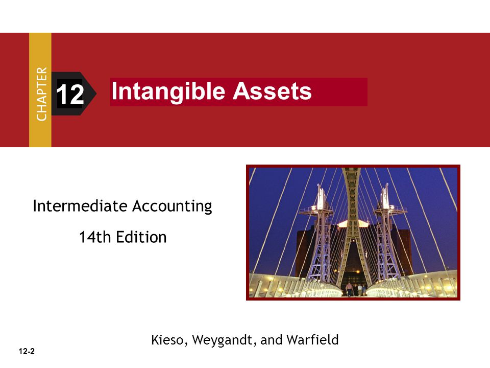 12-3 1.1.Describe the characteristics of intangible assets.