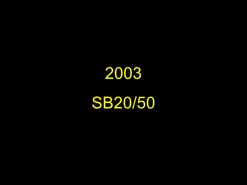 2003 SB20/50