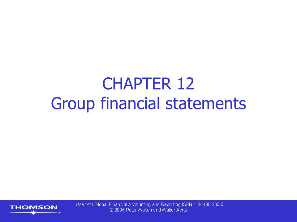 Contents  Introduction – Company groups  Rationale for group financial statements  Current practice  Acquisition accounting  Associated companies  Joint ventures