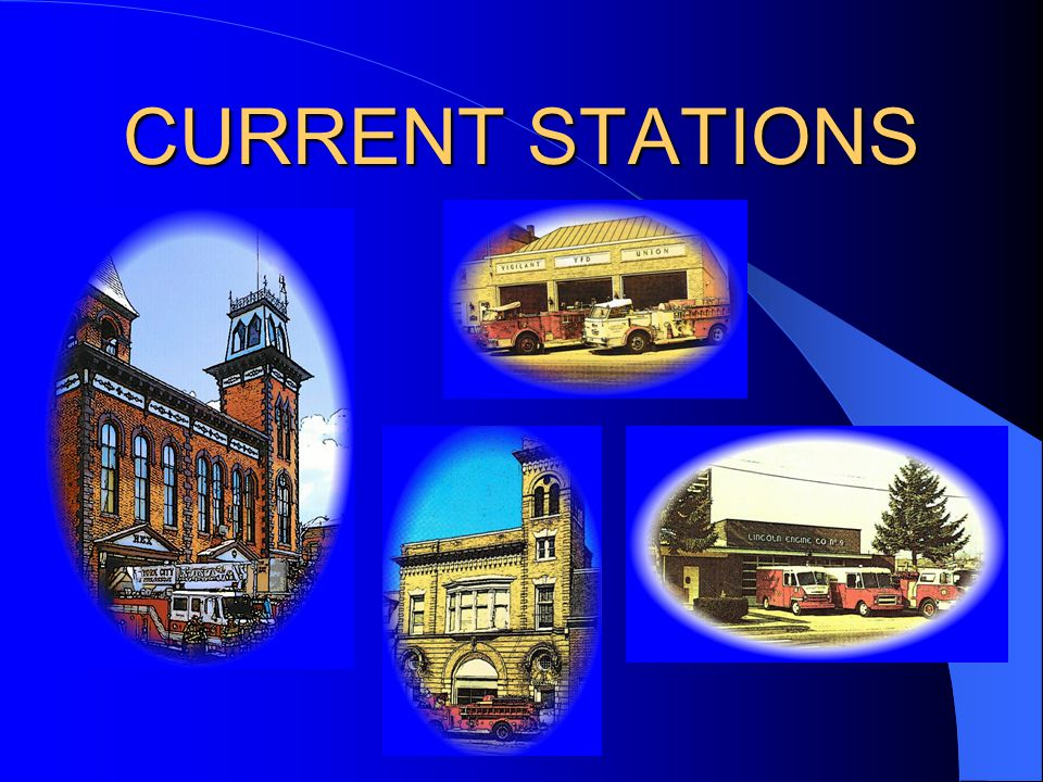 CURRENT STATIONS