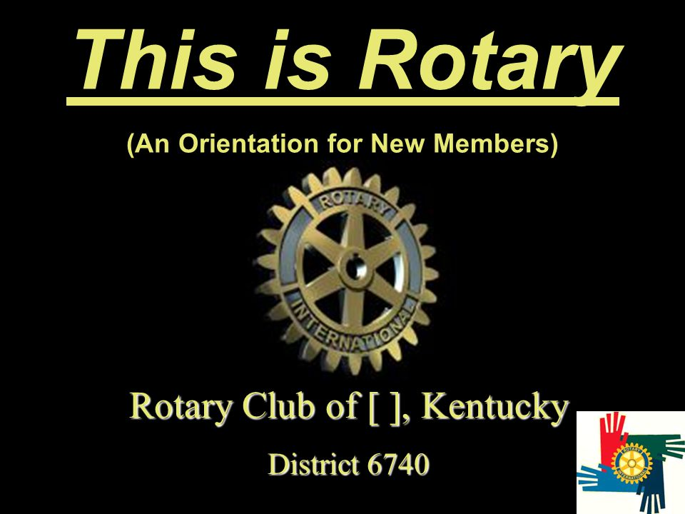 What is Rotary Rotary is an organization of business and professional persons united world- wide who provide humanitarian service, encourage high ethical standards in all vocations, and help build goodwill and peace in the world.