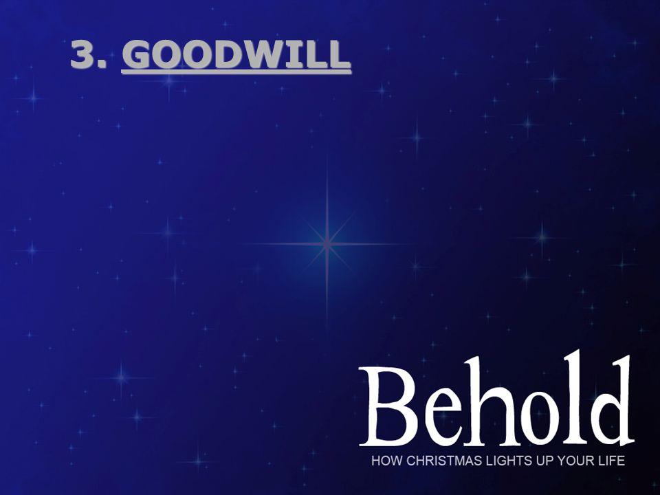 3. GOODWILL 3. GOODWILL