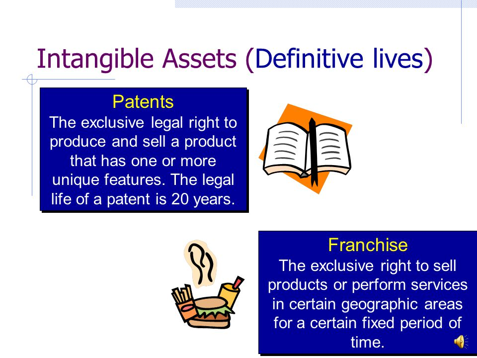 Impairment of Intangible Asset Intangible assets with indefinite useful lives must be tested for impairment annually.