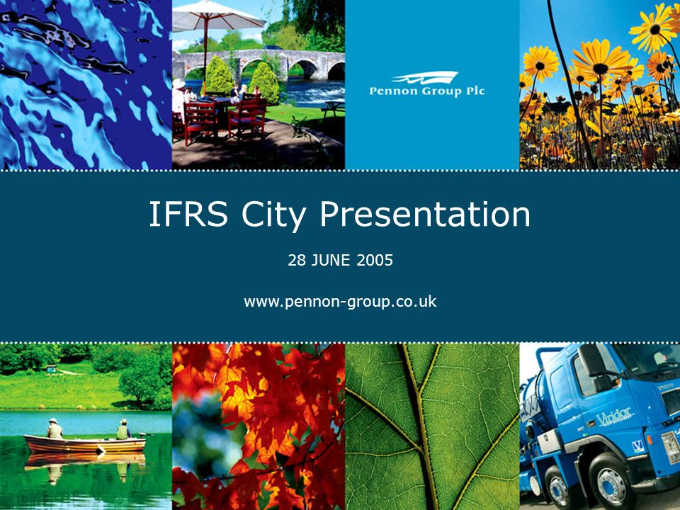 12 Key Financial Impacts of IFRS (Indicative) - II UK GAAP £M IFRS £M Shareholders' equity: 31 March 2004900c.