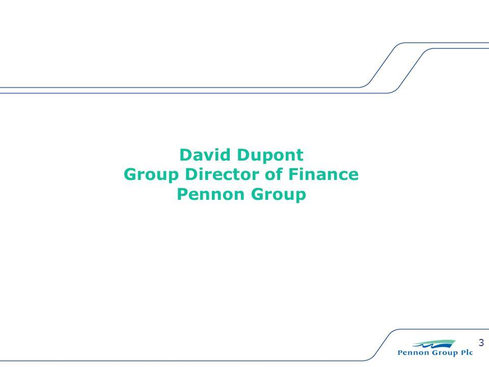 24 David Robertson Finance Director Viridor Waste