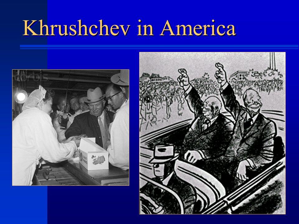 Khrushchev in America