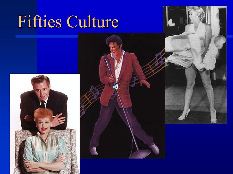 Fifties Culture