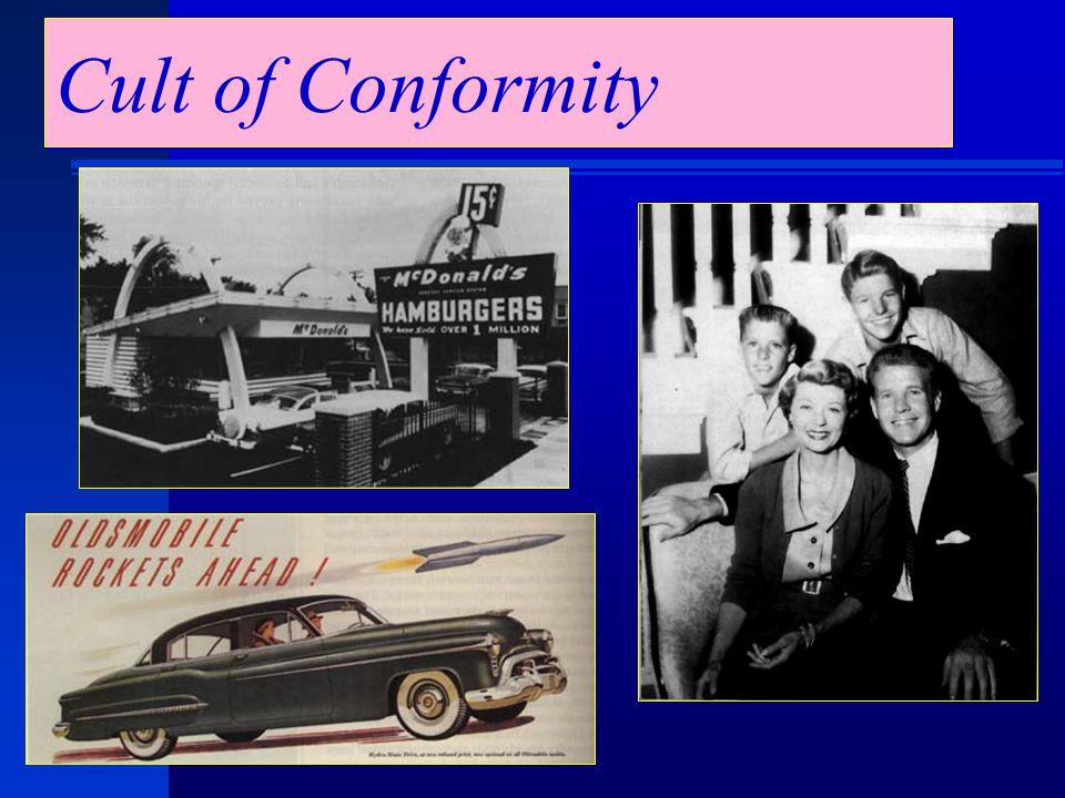 Cult of Conformity