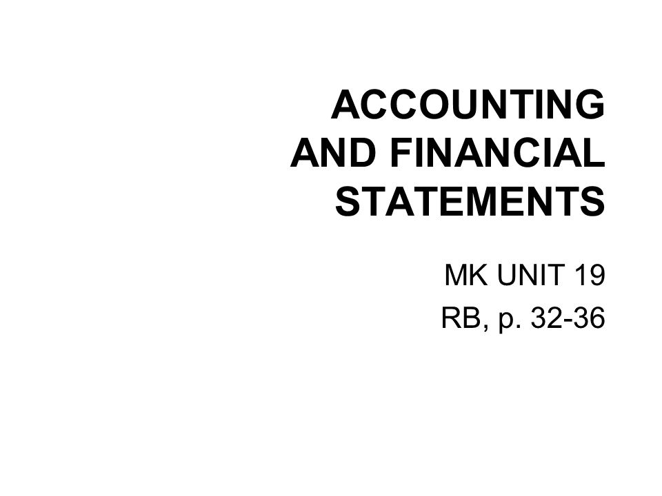 BALANCE SHEET ASSETS (to own) CURRENT ASSETS FIXED ASSETS OTHER ASSETS: GOODWILL LIABILITIES (to owe) CURRENT LIABILITIES LONG-TERM LIABILITIES OWNER'S EQUITY SHARE CAPITAL RETAINED PROFIT RESERVES