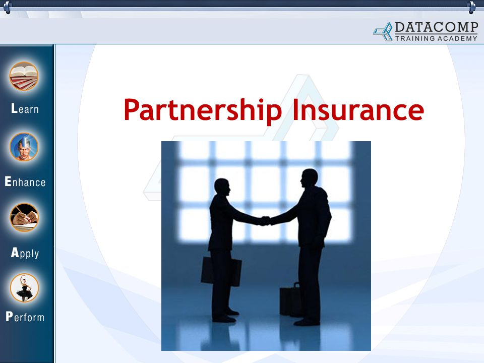 What is Partnership Insurance.