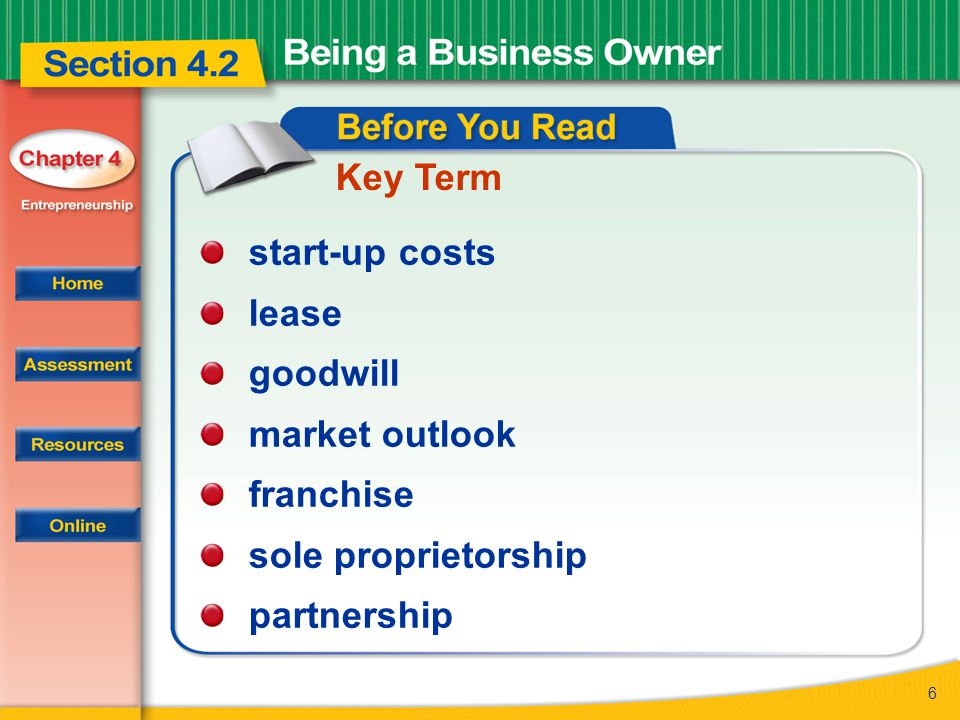 27 Operating Your Business Whatever type of business you launch, you will need money to finance it.
