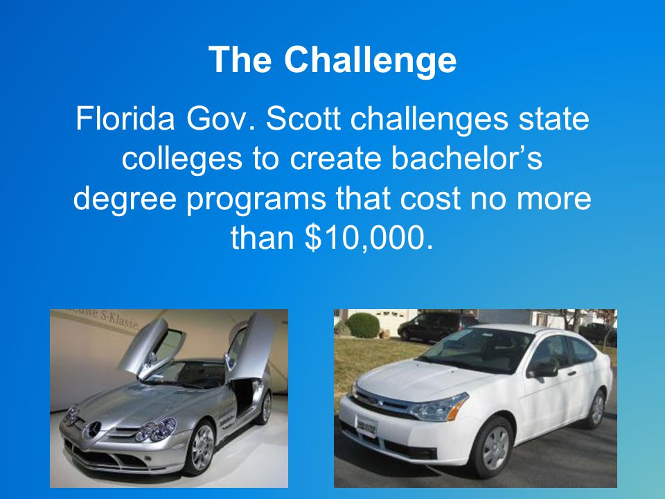 The Challenge Florida Gov.