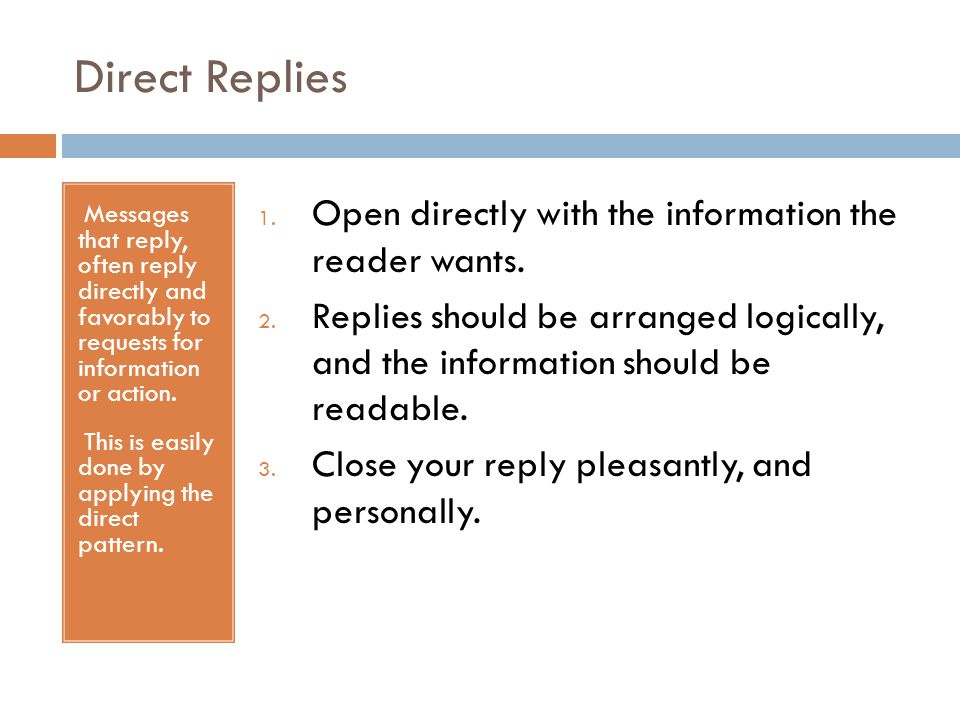 Adjustment Letters  When replying to a claim favorably, the letter is called an adjustment letter.