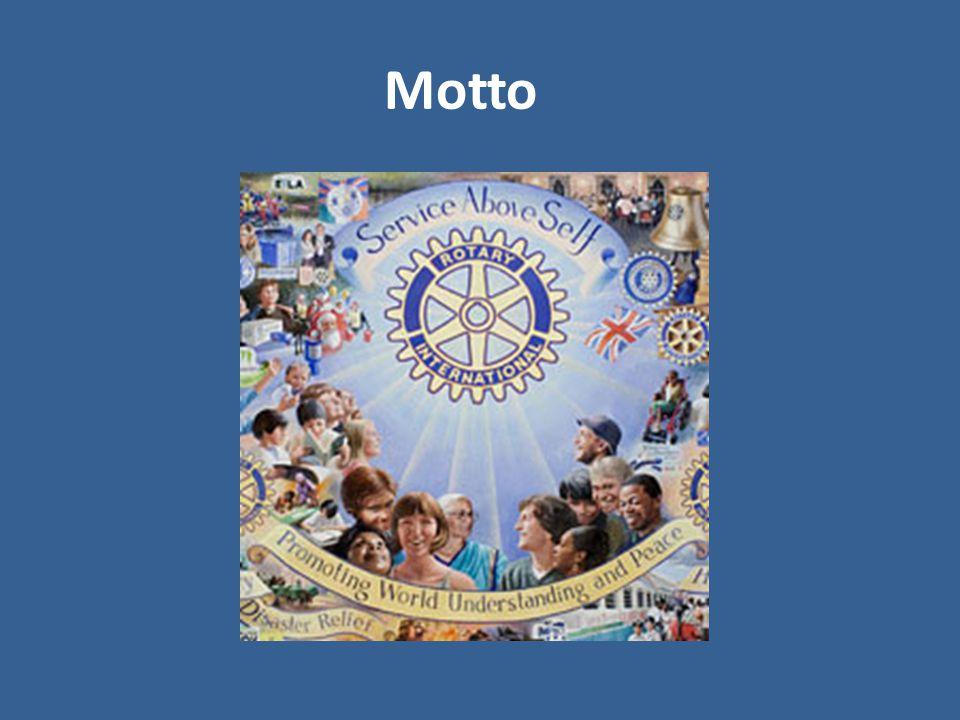 Rotary International (RI) World's First Service Club 1,220,115 Rotary members 34,558 clubs 158,401 Rotaract members 6,887 clubs 385,066 Interact members 16,742 clubs April, 1, 2014