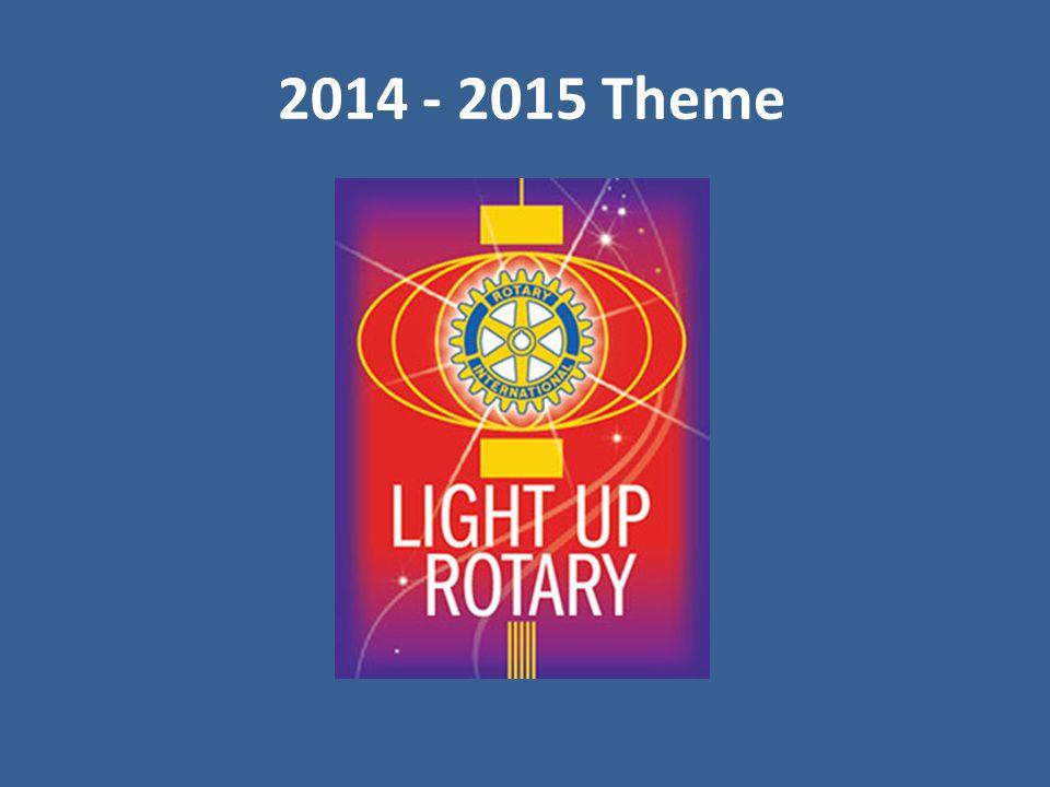 2014 - 2015 Theme