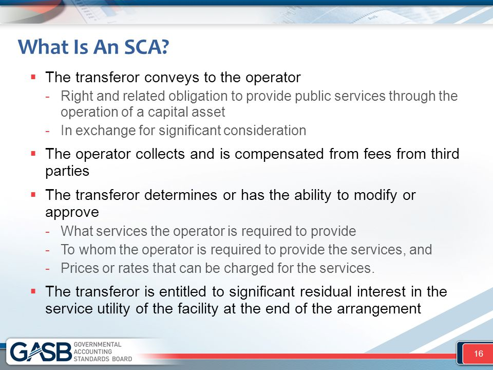 What Is An SCA.