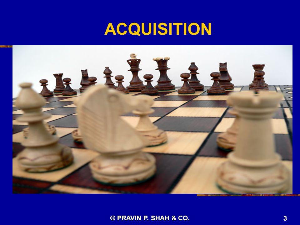 3 ACQUISITION