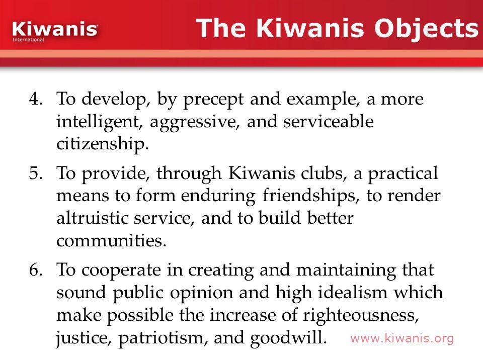 www.kiwanis.org 4.
