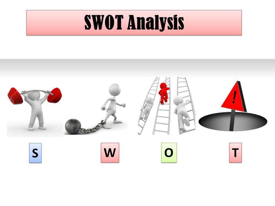 SWOT Analysis S S W W O O T T