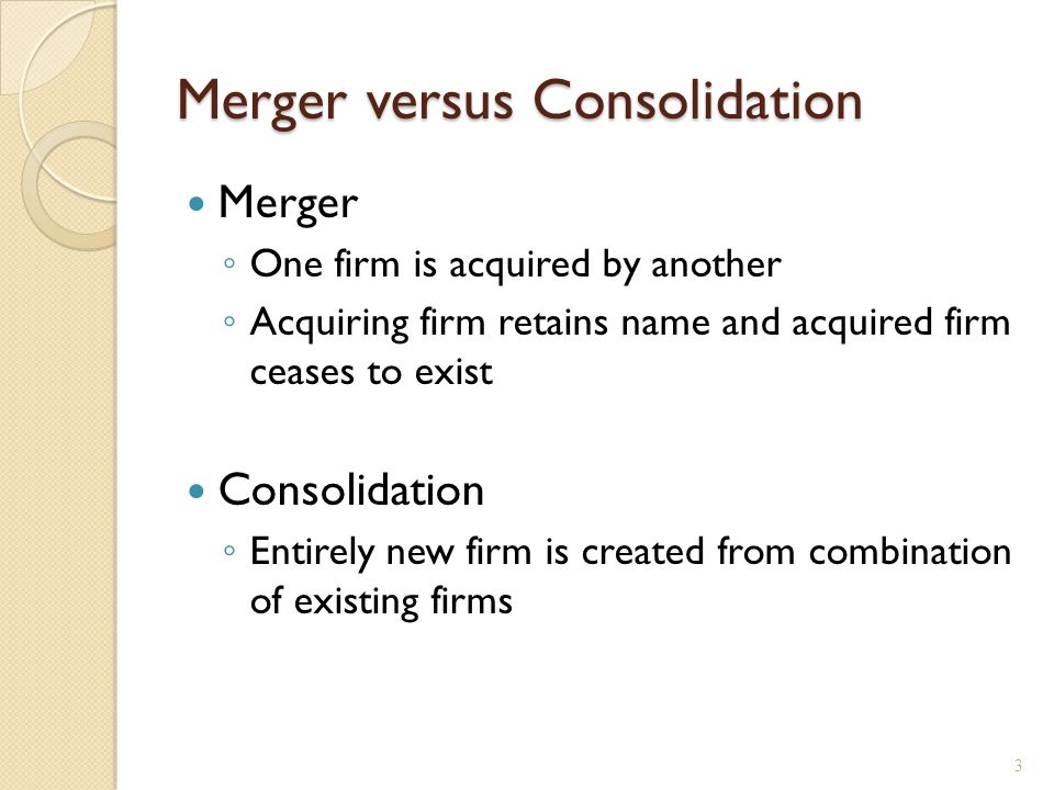 Stock Acquisition (1) A firm can be acquired by purchasing voting shares of the firm's stock Tender offer – public offer to buy shares Circular bid – takeover bid communicated to shareholders by direct mail Stock exchange bid – takeover bid communicated to shareholders through a stock exchange 4