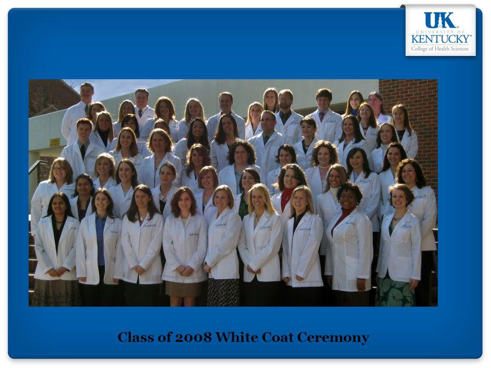 Class of 2008 White Coat Ceremony
