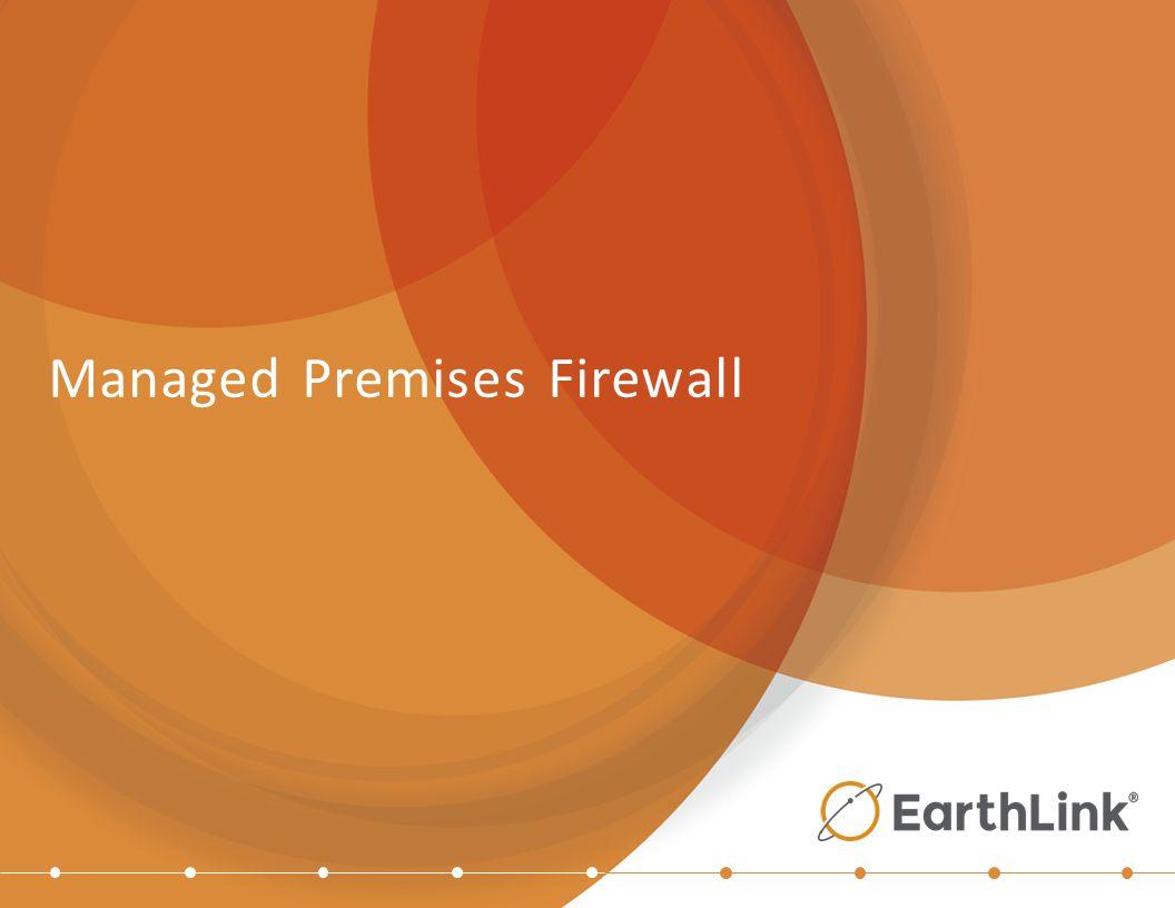 Managed Premises Firewall