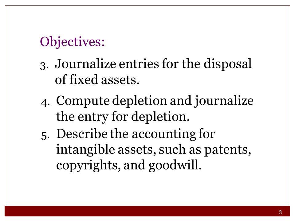 34 A depreciable asset cost $24,000.
