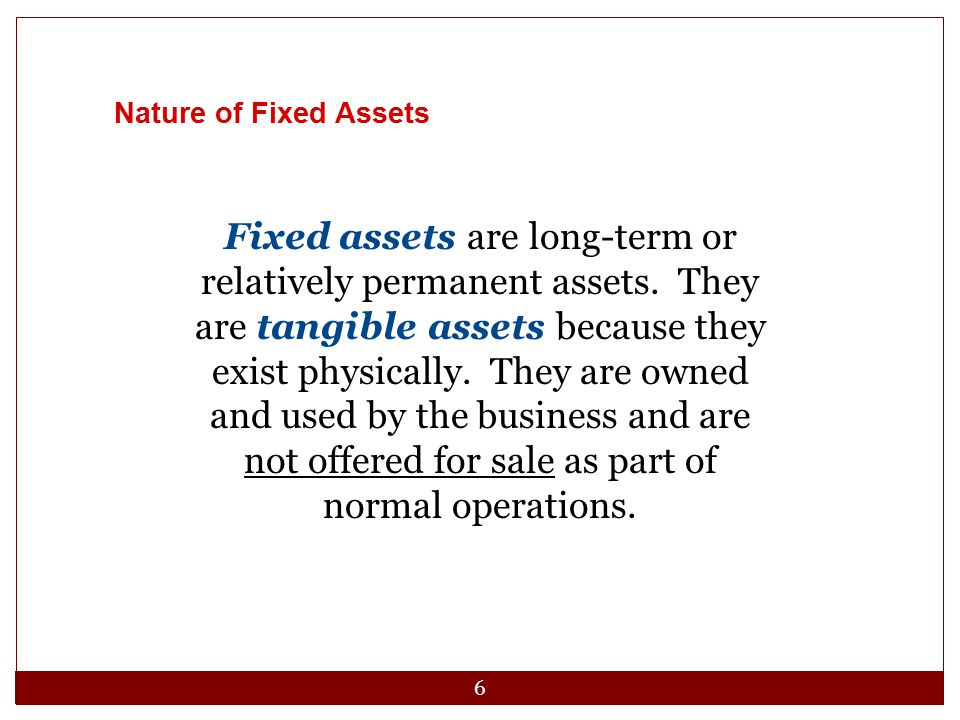 7 Fixed Assets as a Percent of Total Assets— Selected Companies