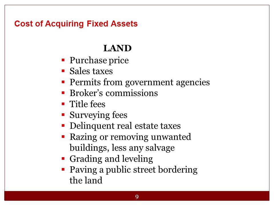 30 A depreciable asset cost $24,000.