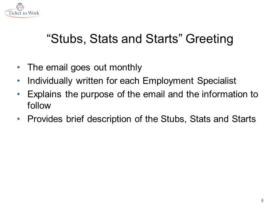 Post-Employment Support Checklist (cont.) 17