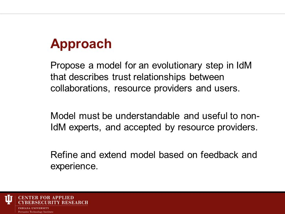 Interviews Key to understanding the real reasons behind implementation and lessons learned.