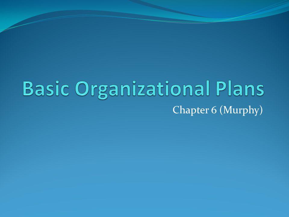Chapter 6 (Murphy)