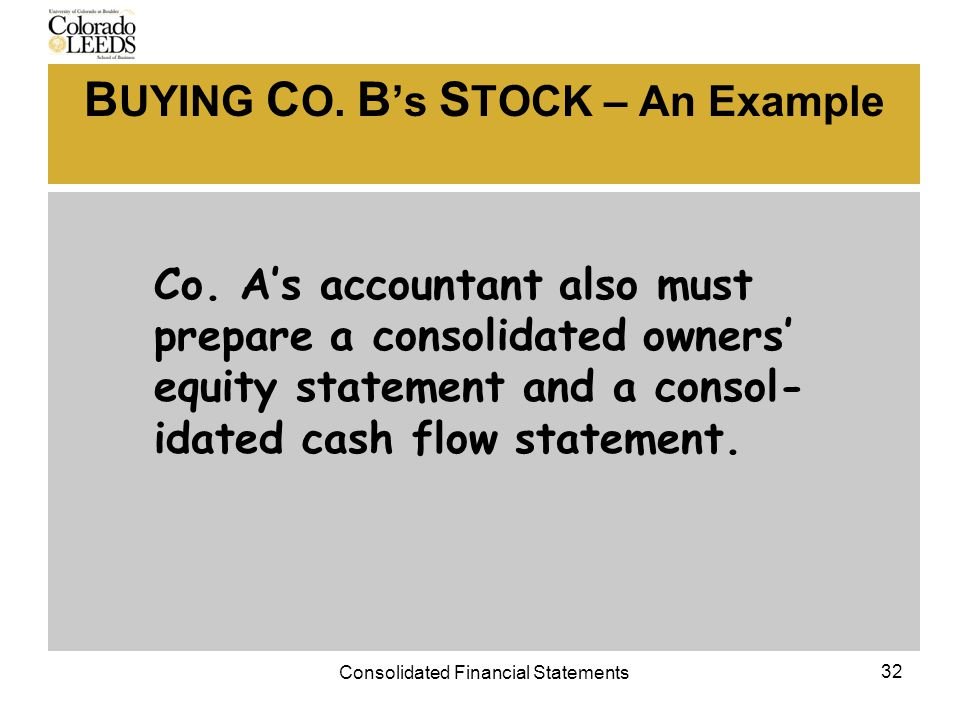 Q UESTIONS ? 33 Consolidated Financial Statements
