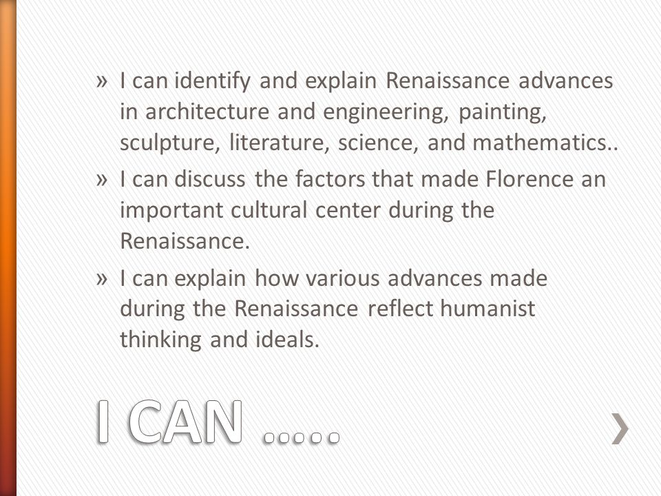 » Renaissance is a French word meaning Rebirth .