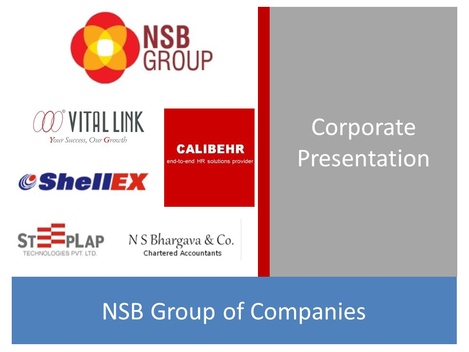 NSB Group has been in existence since the last 30 years.