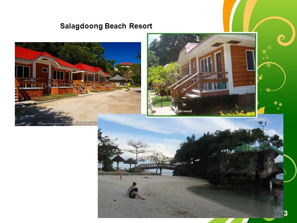Free Powerpoint Templates Page 3 Salagdoong Beach Resort