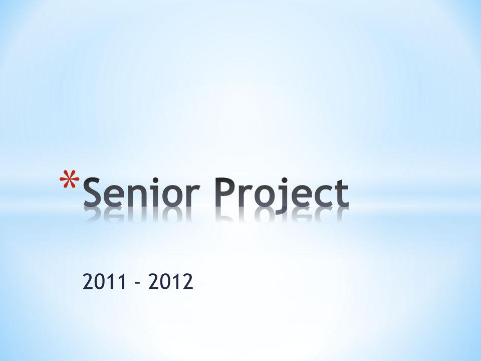 2011 - 2012