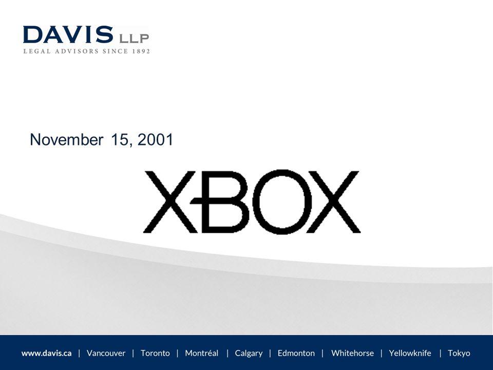 November 15, 2001